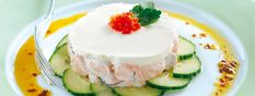 Salmon and Dill Yogurt Recipe with FAGE Total