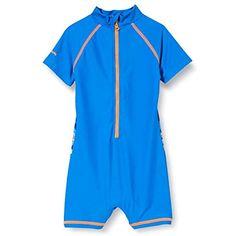 Maillot de bain boxer Gar/çon Boys Swim Shirt and Swim Shorts Playshoes