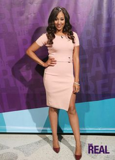 I like this; not sure where I'd wear it though. Tamera Mowry
