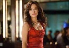 I want this dress! Olivia Wilde in The Change Up
