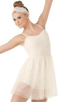 Soft Tulle Day Dress