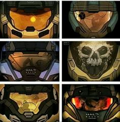 A true hero will sacrifice himself for the sake of his fellow brethren. Six such heroes gave their last full measure of devotion so that the key to humanities survival could be safely delivered, and victory ensured. Remember Noble Team. Remember Reach.