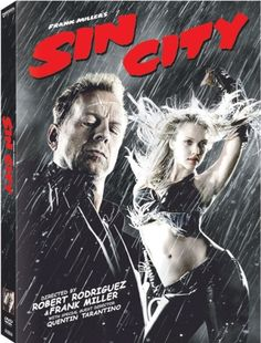 Sin City the movie—John Hartigan & Nancy
