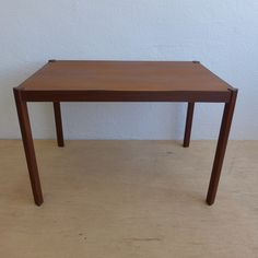 #Hans #Olsen #Walnut #Teak #Night #Stand #Midcentury #Modern #Vintage #Design #Furniture #DenMøbler #Danish