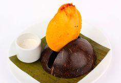 AREPAS DE HUEVO, como preparar esta receta típica de la gastronomía de Cartagena de Indias.  www.cartagenadeindiaslive.com