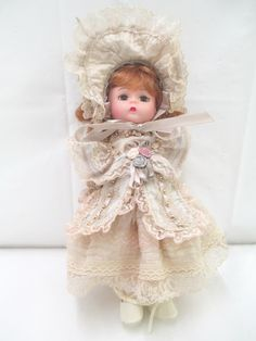 Madame Alexander 8 inch Victorian Doll