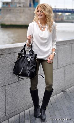 #fall #fashion #neutral