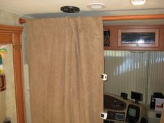 thermal curtains | motorhome remodel | pinterest | curtains