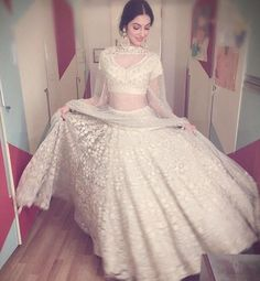 White +lace+embroidery =♥♥♥