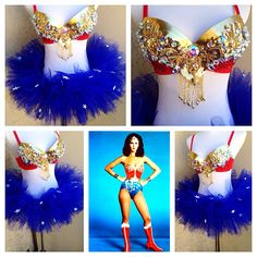 By: Electric Laundry ♥...Wonder Woman