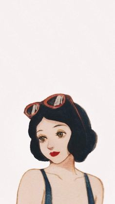 Shared by εℓү. Find images and videos about art, kawaii and drawing on We Heart It - the app to get lost in what you love. Cute Disney Wallpaper, Cute Cartoon Wallpapers, Cute Wallpaper Backgrounds, Deviantart Disney, Disney Princess Art, Disney Art, Disney Princesses, Disney Characters, Fictional Characters