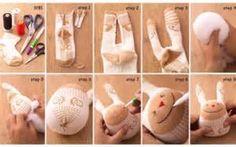 DIY Sock Cat - Bing images