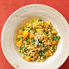 Butternut Squash Barley Risotto - Rachael Ray Every Day