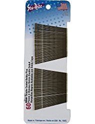 Sta-Rite Bobby Pins, Blonde ** This is an Amazon Affiliate link. Click image for more details.