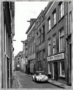 Assenstraat Deventer (jaartal: 1950 tot 1960) - Foto's SERC