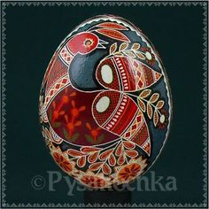 Real-Ukrainian-Pysanky-Chicken-Pysanka-High-Quality-byRoman-Easter-Egg-Hand-made