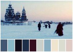 Anna Karenina (2012) Director: Joe Wright Cinematography: Seamus McGarvey Production Design: Sarah Greenwood