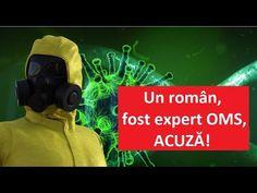 Un român, fost expert OMS, acuză! Roman, Youtube, Youtubers, Youtube Movies