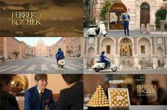 [ Korea NEWS - Newsay ]Ferrero Rocher, Lee 'Italian sensibility' teaser containing 200 million] breakthrough in four days
