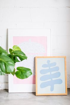 My #1 Tip for Creating DIY Statement Wall Art in Under 30 Minutes