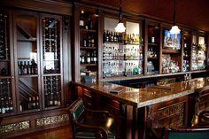 #Sagamore #SagamoreResort #Adirondacks #ADK #Bars - Caldwell's Lobby Bar at the Sagamore Resort