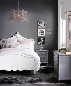 love this chandelier for LaLa's room