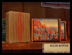 Healing Mountain ~ Natural Soap, Candle, Lotion