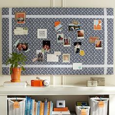 Maximize space in your dorm with Pottery Barn Teen's dorm accessories and wall organizers. Shop our fun dorm room accessories for dorm organization solutions. Furniture Projects, Furniture Decor, Painted Furniture, Art Projects, Sewing Projects, Diy For Teens, Diy For Kids, Teen Diy, Work Desk Organization