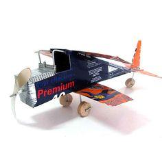 Tin can aeroplane – Limpopo Design Store