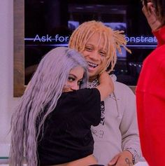 Bae where you at? Relationship Goals Pictures, Couple Relationship, Cute Relationships, Trippie Redd, Black Couples, Cute Couples, Fille Gangsta, Kylie Travis, Gangster Girl
