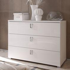 Genial sideboard schlafzimmer weiß