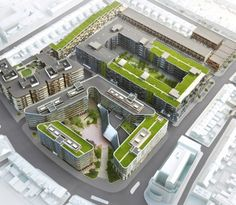 Greenwich Square | Outerspace UK