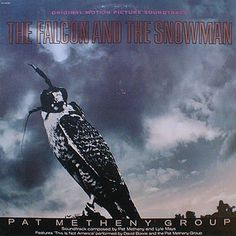 """Pat Metheny's 1985 release """"The Falcon And The Snowman"""""""