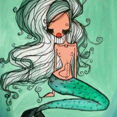 Amanda Valdes...awesome artist