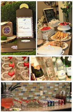 Kinser Event Company: {Real Party} How 'Tweet' It Is Baby Shower