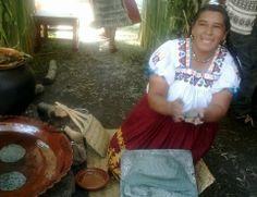 La cocina tradicional michoacana está en Coyoacán