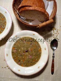 Čočková polévka Palak Paneer, Ethnic Recipes, Food, Essen, Meals, Yemek, Eten