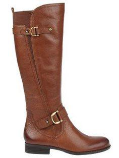 10 Cute and Cheap Knee-High Wide Calf Boots For Women | Gurl.com