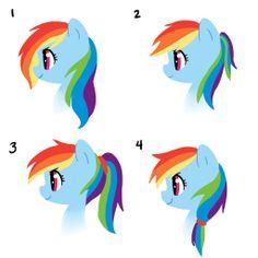 Older Rainbow Dash by kilala97.deviantart.com on @deviantART