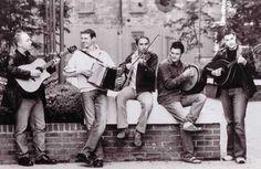 Teada: A traditional Irish group we heard at Winfield.
