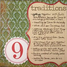 Cute Sites of Christmas and Traditions pages