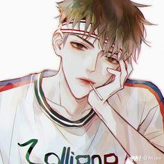 Anime Chibi, Manga Anime, Anime Art, Hot Anime Boy, Cute Anime Guys, Character Concept, Character Art, Baekhyun Fanart, Anime Friendship