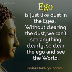 E G O: EDGING OUT GOD