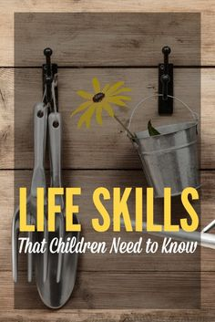 A Life Skills Test For Kids: Does Your Child Pass?