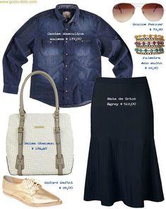 Vista-se como uma fashionista francesa - Garance Doré