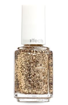 who doesn't need more gold glitter in their life?
