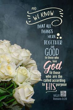 Bible Verses Quotes, Bible Scriptures, Faith Quotes, Faith Prayer, Faith In God, Bibel Journal, All Things Work Together, Bible Knowledge, Praise And Worship