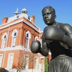"""The Great Depression hit Joe Louis' family hard, but as the story, """"Joe Louis: an American Romance"""" shows, as an alternative to gang activity, Joe began to spend time at a local youth recreation center at 637 Brewster Street in Detroit. Legend has it that he tried to hide his pugilistic ambitions from his mother by carrying his boxing gloves inside his violin case.    Continue reading more on this from the sourceamericanromance.weebly.com"""