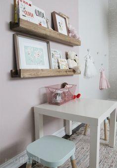 Baby Girl's Whimsical Nursery