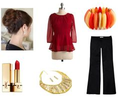 Star Wars Prequel Trilogy - Inspired by Queen Amidala.  One of my least-favorite characters, but I really like this outfit!